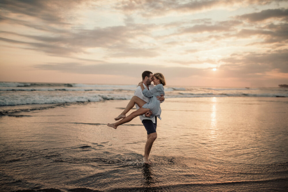 Bali Santorini Wedding Elopement Photographer